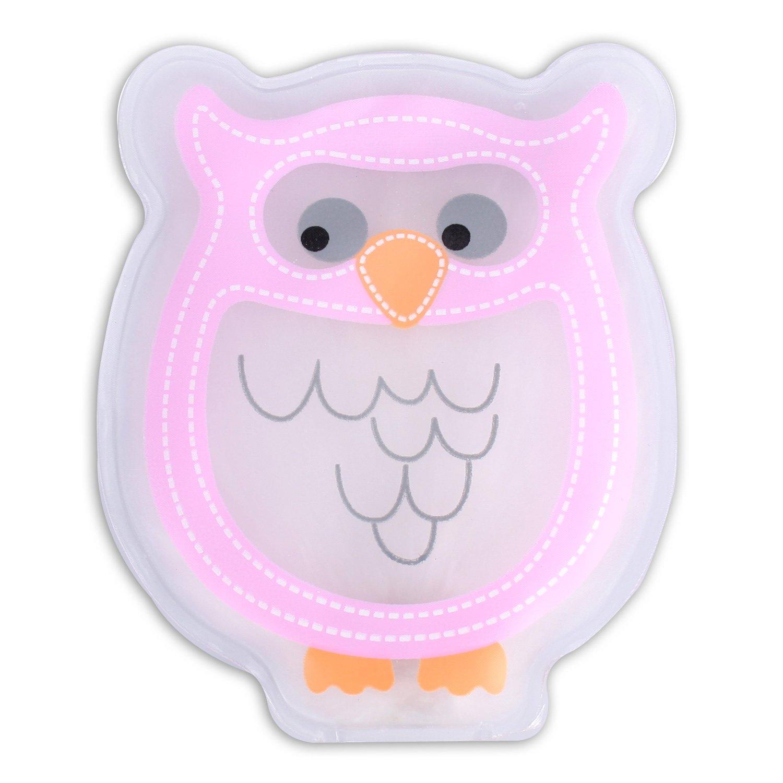 Handw/ärmer Taschenw/ärmer SWEET OWLS 3-teiliges Set