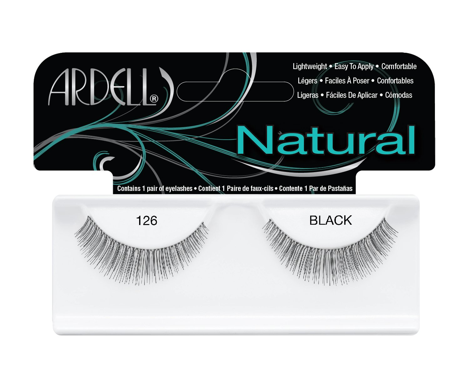 Amazon Ardell Fashion Lashes Pair 126 Pack Of 4 Fake
