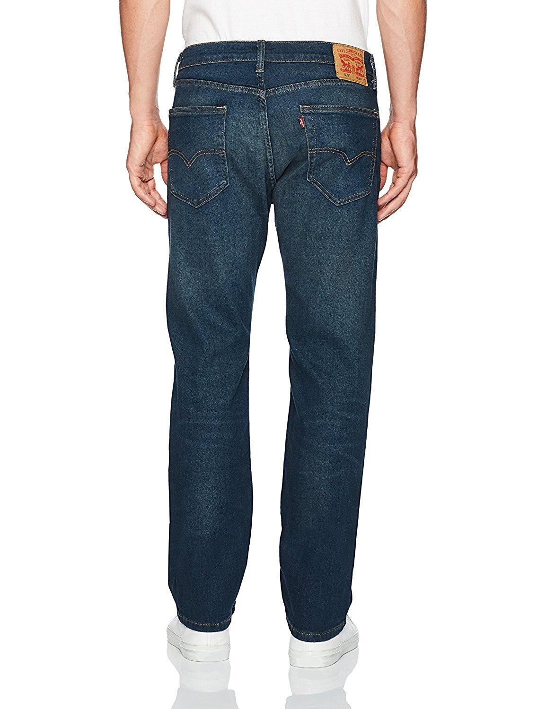 TOPING Fine Fashion;Handsome Men's 505 Regular Fit Jean Roth - Stretch31W x 36L