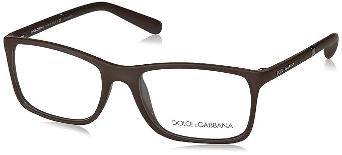 e920318df24 Dolce   Gabbana Brille LIFESTYLE (DG5004 2652 53)  Amazon.co.uk ...