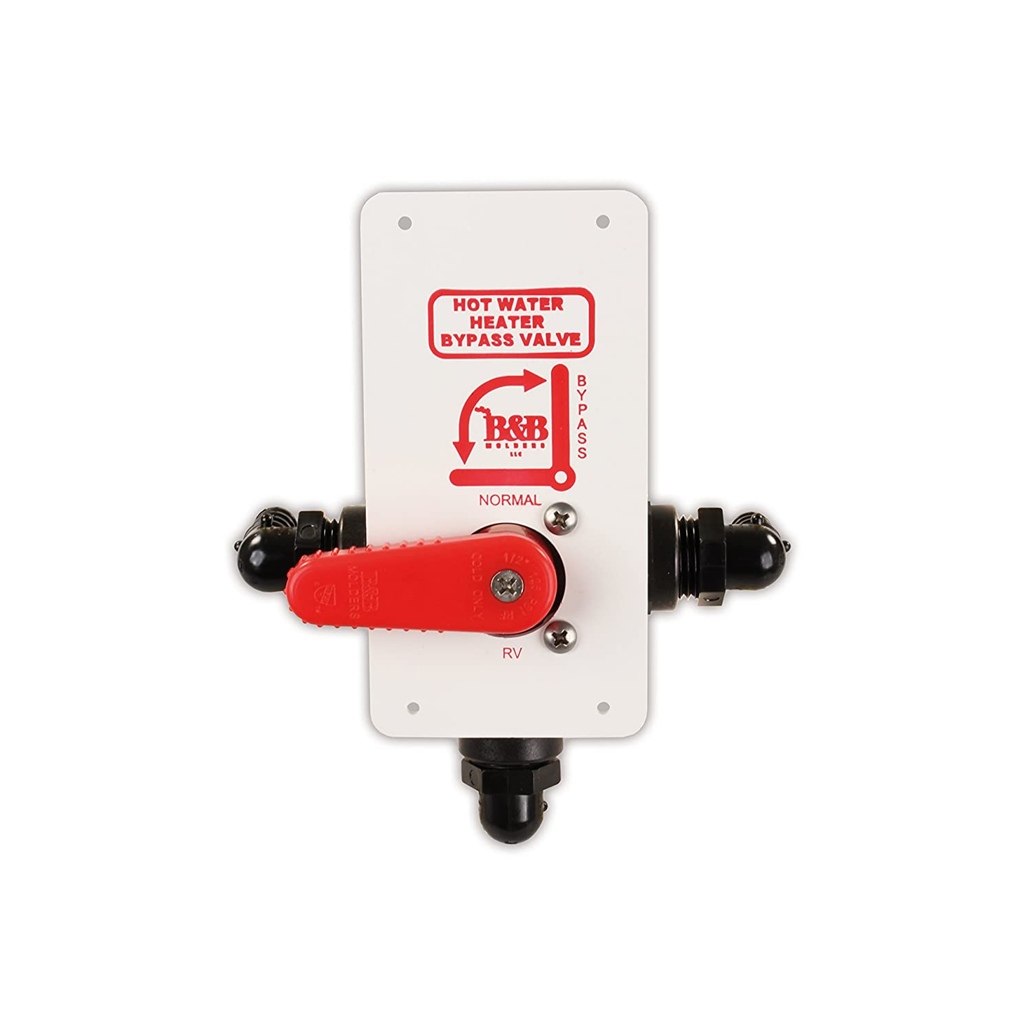 JR Products DVH-1-A Hot Water Tank Diverter Valve