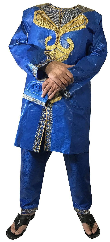 Decoraapparel APPAREL メンズ One Size 53\ Marin Blue Gold 1 B077X26XJF