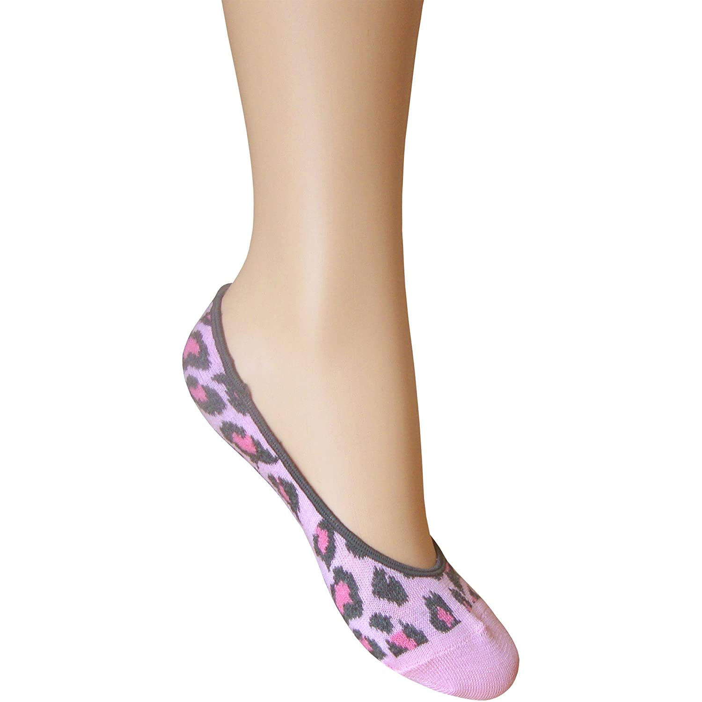 LADIES 3 PAIR INVISIBLE SOCKS SHOE LINERS Cotton Rich SIZE 4-7 Eur 35-41