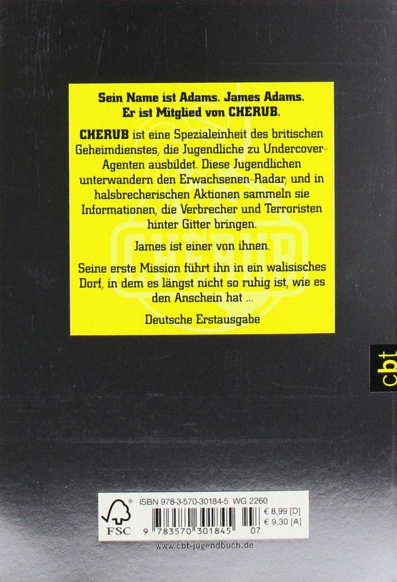 Top secret cherub film deutsch