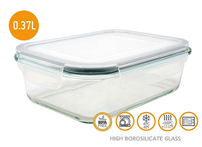 Vin Bouquet FIH 298Vorratsdose Glas, transparent