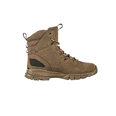 """5.11 Men's XPRT 3.0 Waterpoof 6"""" Military and Tactical Boot, Wet & Dry Gripping, Style 12373: Shoes"""