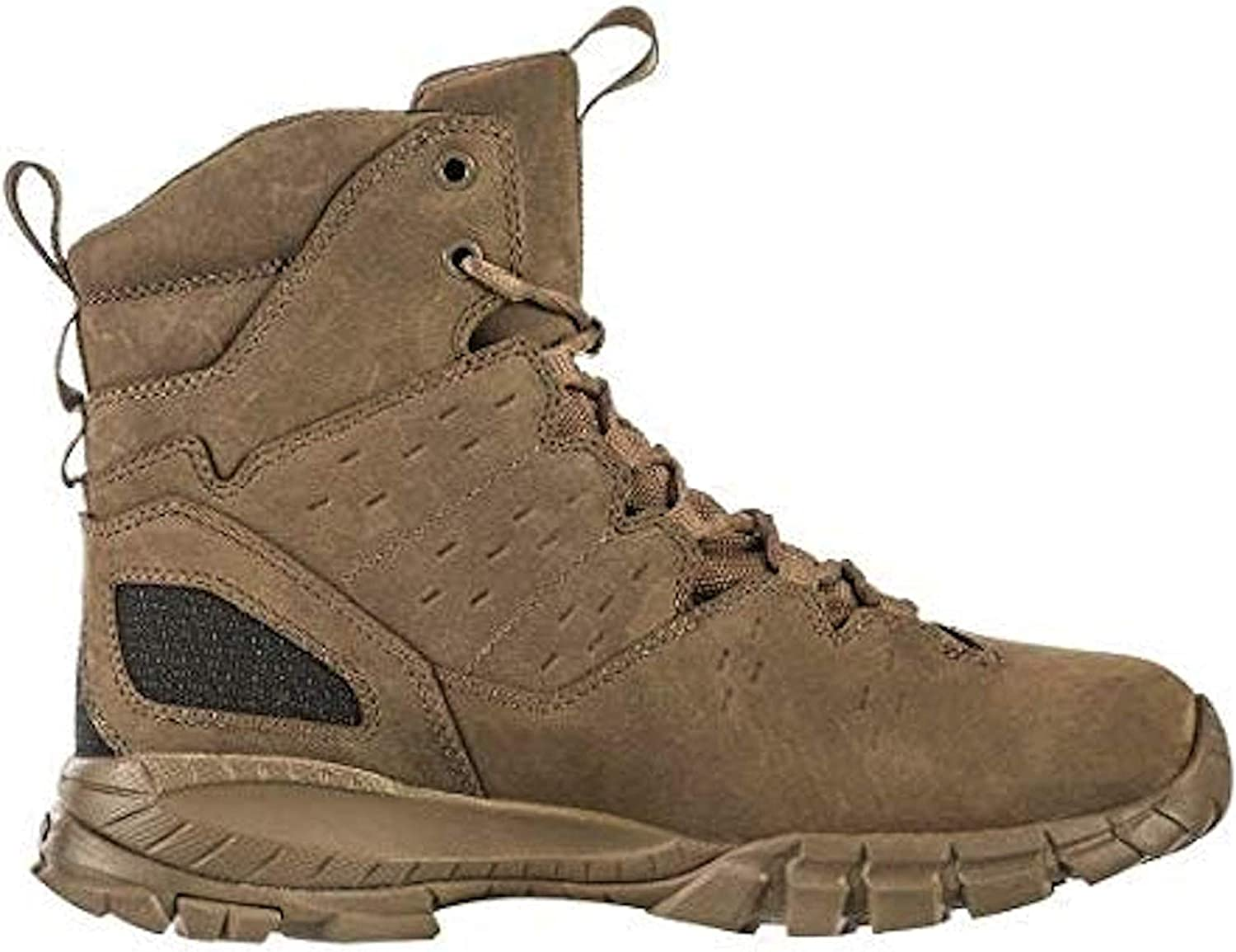 """5.11 Men's XPRT 3.0 Waterpoof 6"""" Military and Tactical Boot, Wet & Dry Gripping, Style 12373"""