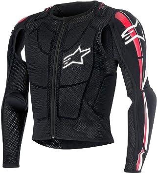 Alpinestars Jacke Moto Protektoren Schulter Ellenbogen Brust Rücken Bionic Plus Alpinestars Auto