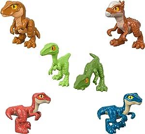 Fisher-Price Imaginext Jurassic World Dinosaur Hatchlings Gift Set