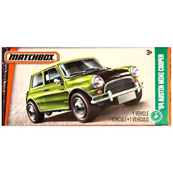 Buy Matchbox Power Grabs 164 Scale Approx 3 1964 Austin Mini