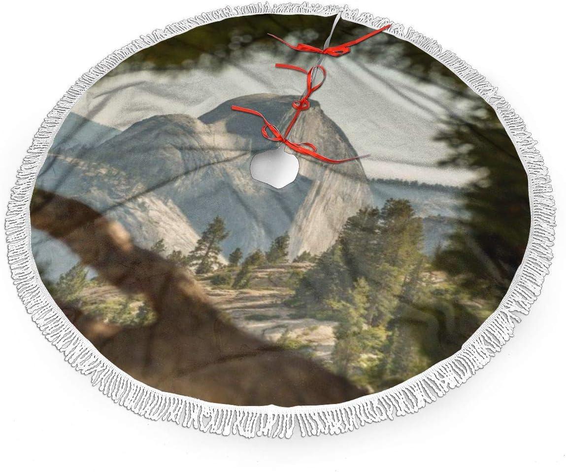 Yosemite National Park Half Dome Christmas Ornament Xmas