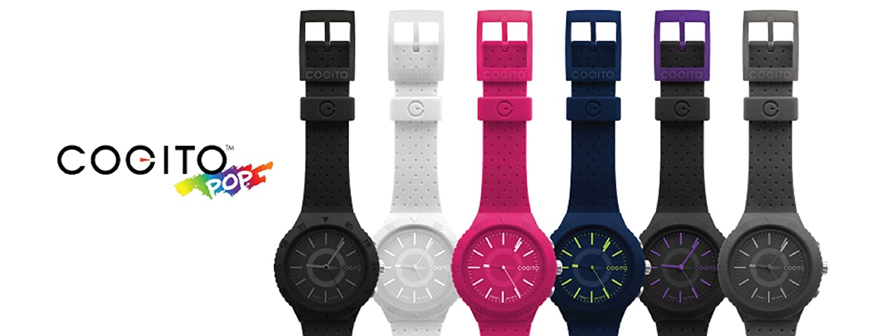 COGITO POP LCD Negro reloj inteligente: Amazon.es: Electrónica
