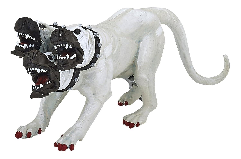 KG 36012 Papo Dog Cerberus Figure White C /& J Direct GmbH /& Co