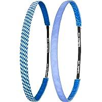 Ivybands Anti-Rutsch Haarband | 2er Pack | Mehrere Designs