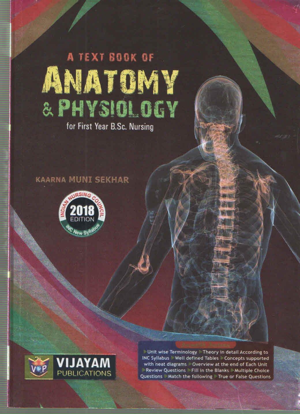 Encantador Nursing Anatomy And Physiology Books Regalo - Anatomía de ...