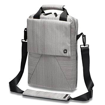 Dicota Code Sling Bag for 13 inch Laptop - Grey: Amazon.co.uk ...