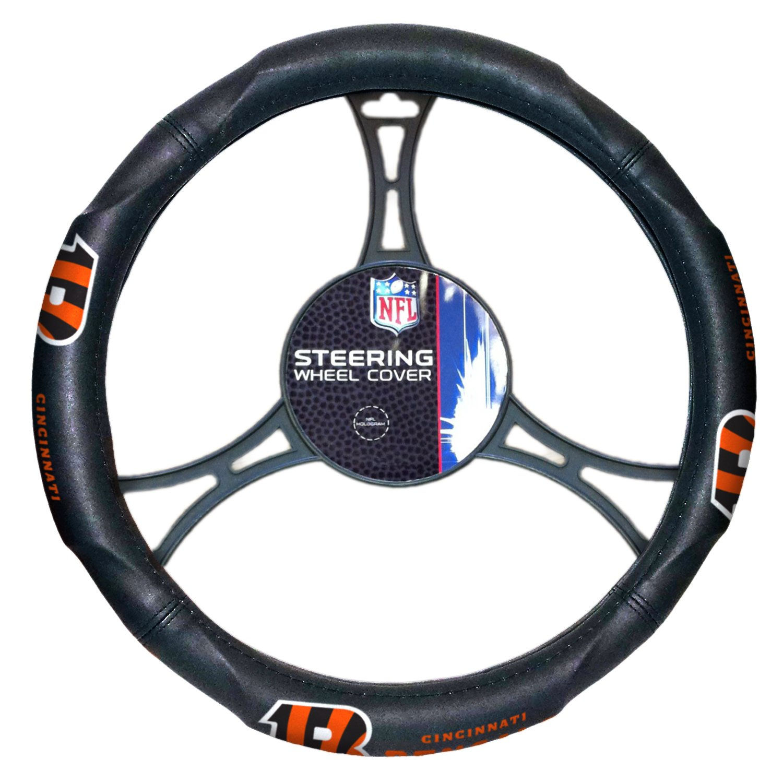 Officially Licensed NFL Steering Wheel