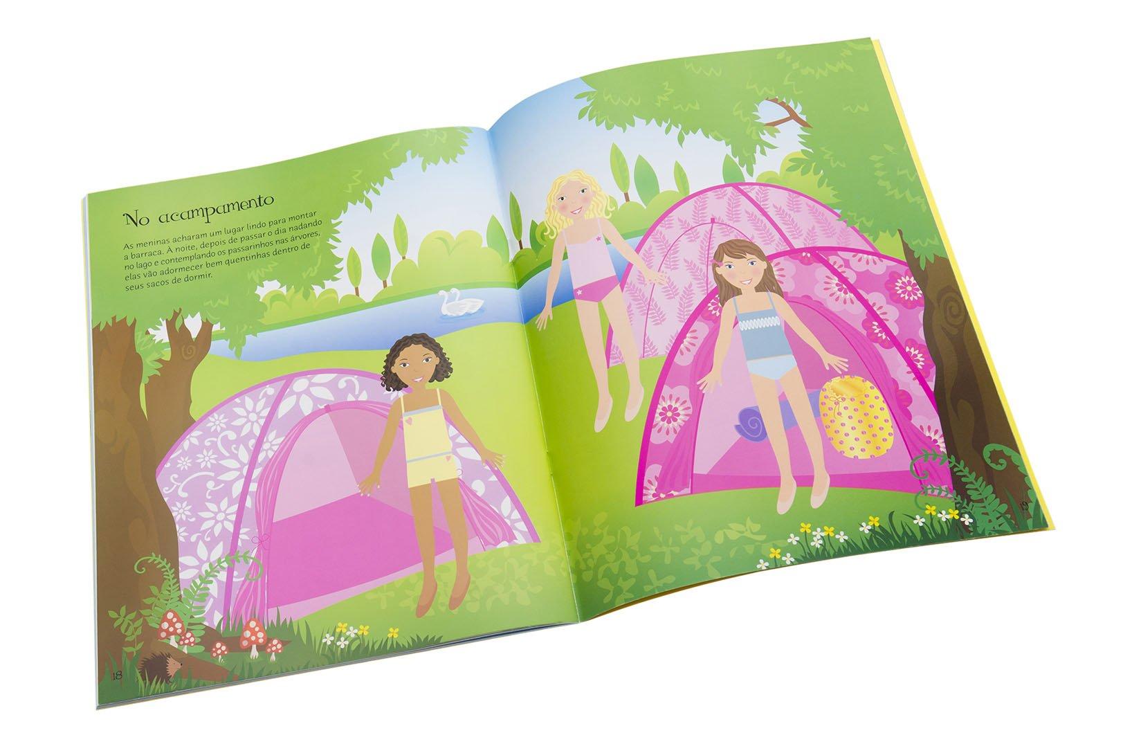 Vestindo Minhas Amigas. De Férias: Maria Elisa Bifano: 9781409534402: Amazon.com: Books