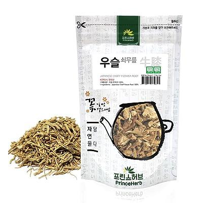 [Medicinal Korean Herb] Japanese Chaff Flower Roots (Achyranthes Japonica/Niuxijingdao/우슬) Dried Bulk Herbs 4oz (113g) : Garden & Outdoor