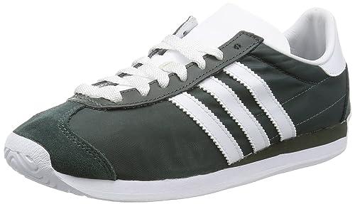 online store 548b7 66c5b adidas Originals Country OG W Para Mujer Zapatillas Gris Amazon.es Zapatos  y complementos