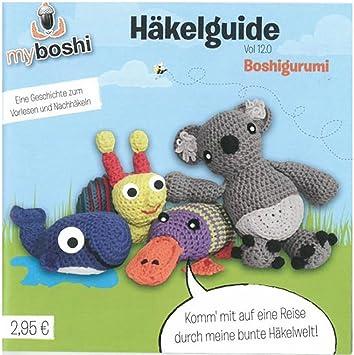 Myboshi Boshigurumi Crochet Guide 120 Amazonfr Cuisine Maison