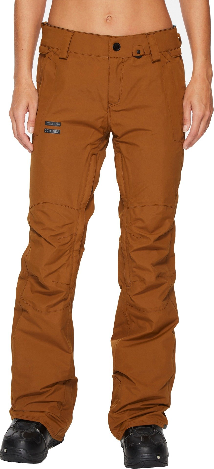 Volcom Snow Women's Knox Gore-TEX Pants Copper Small