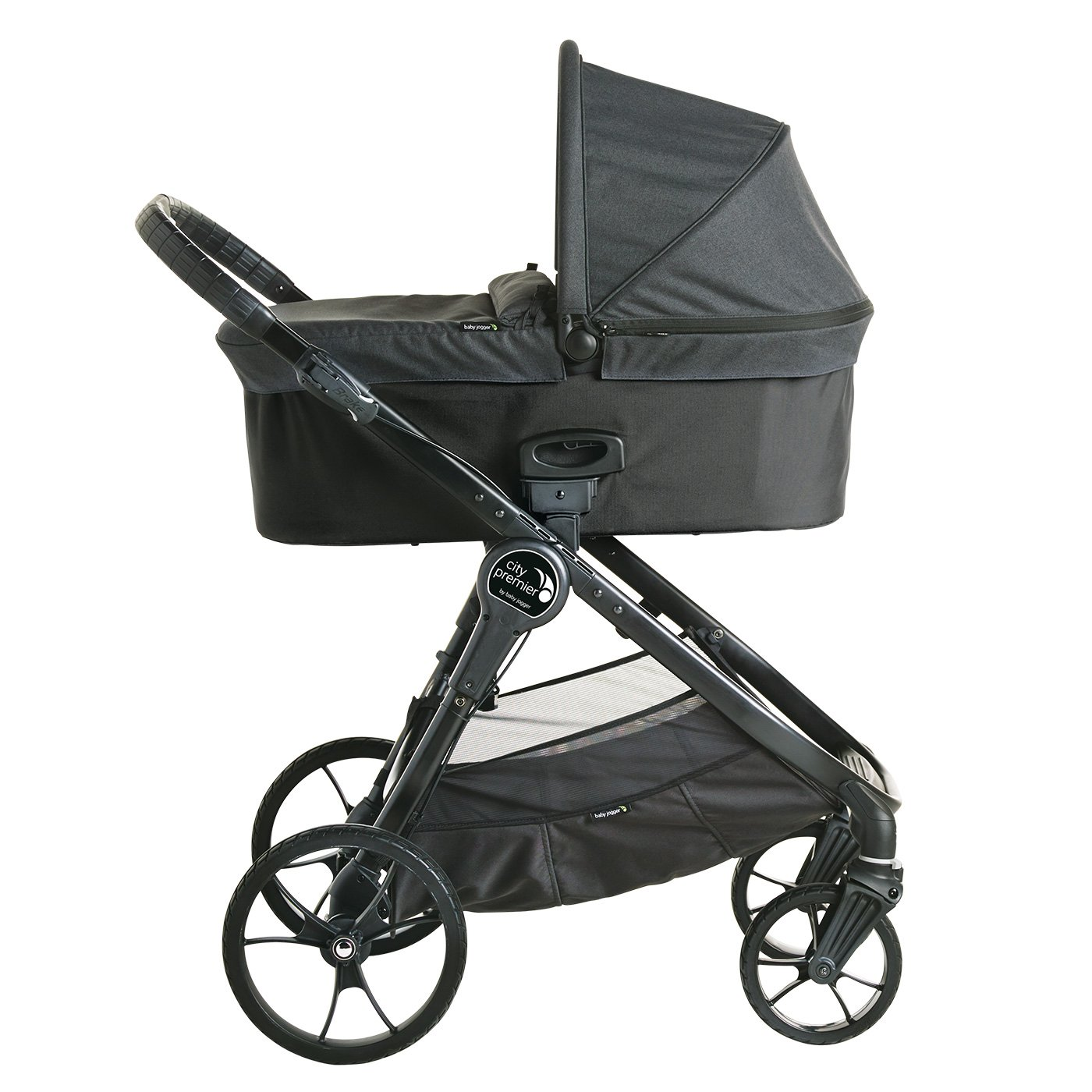 Baby Jogger City Premier Deluxe Bassinet For Stroller Baby Pram Compatible With Most Baby Jogger