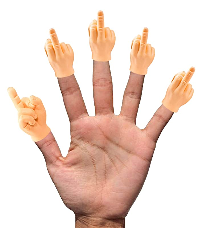 Middle Finger Finger Hands from Daily Portable LLC