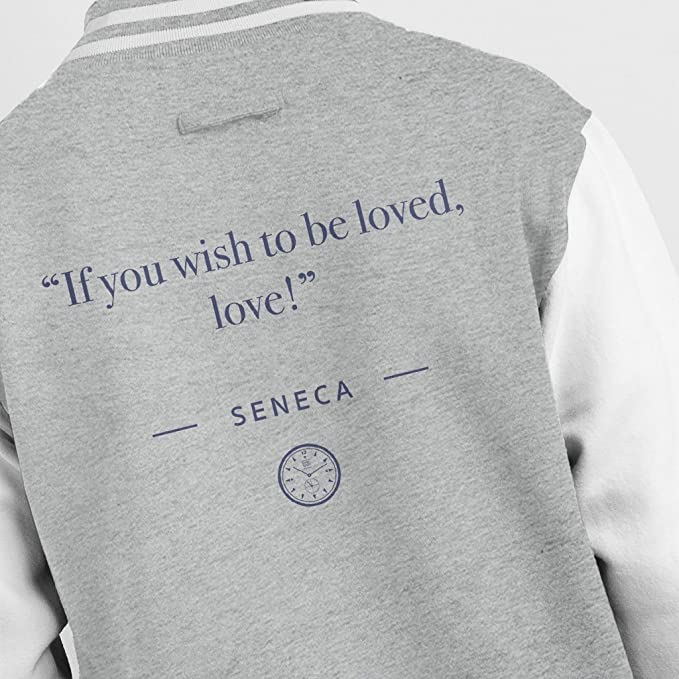 Stoic Time Seneca If You Wish To Be Loved Love Quote Kids ...