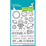 """Lawn Fawn Clear Stamps 4""""X6"""" - LF1330 Out Of This World"""