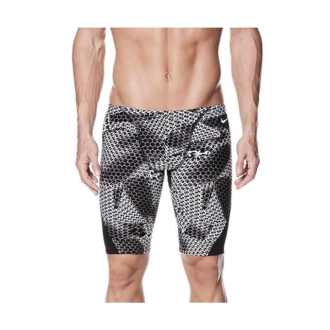 d96b79bdfe Amazon.com: NIKE Men's Nova Spark Performance Swim Jammer: Clothing