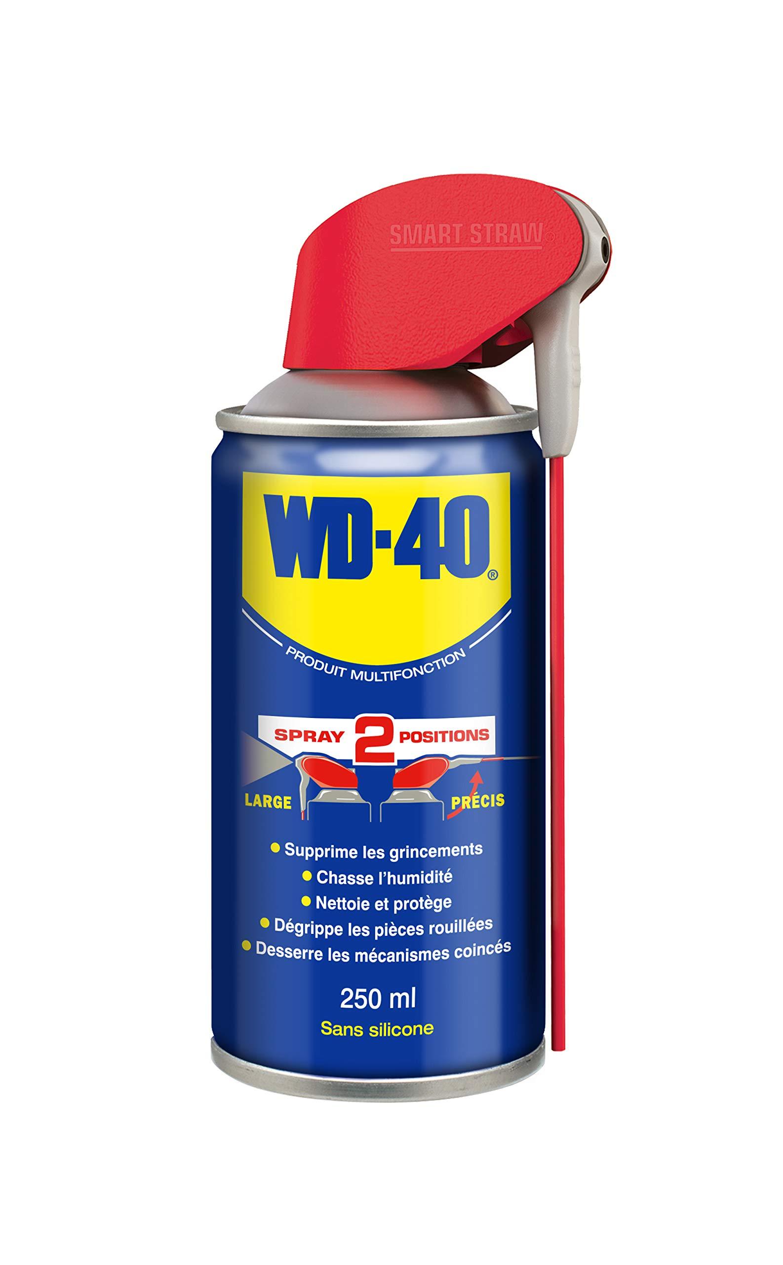 WD-40 aérosol double position 250ml product image