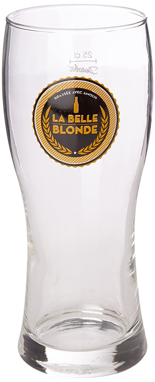 colore biondo bellezza DUROBOR 81713 Praga-Set di 6 bicchieri in vetro