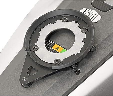 Givi Bf01 Tankbefestigung Tanklock Tankrucksäcke Nur Tankdeckel Mit 5 Schrauben Suzuki Auto