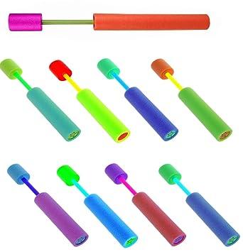Weit Spritzen 8 stück poolkanone wasserpistole 36 cm wasserspritze wasserkanone