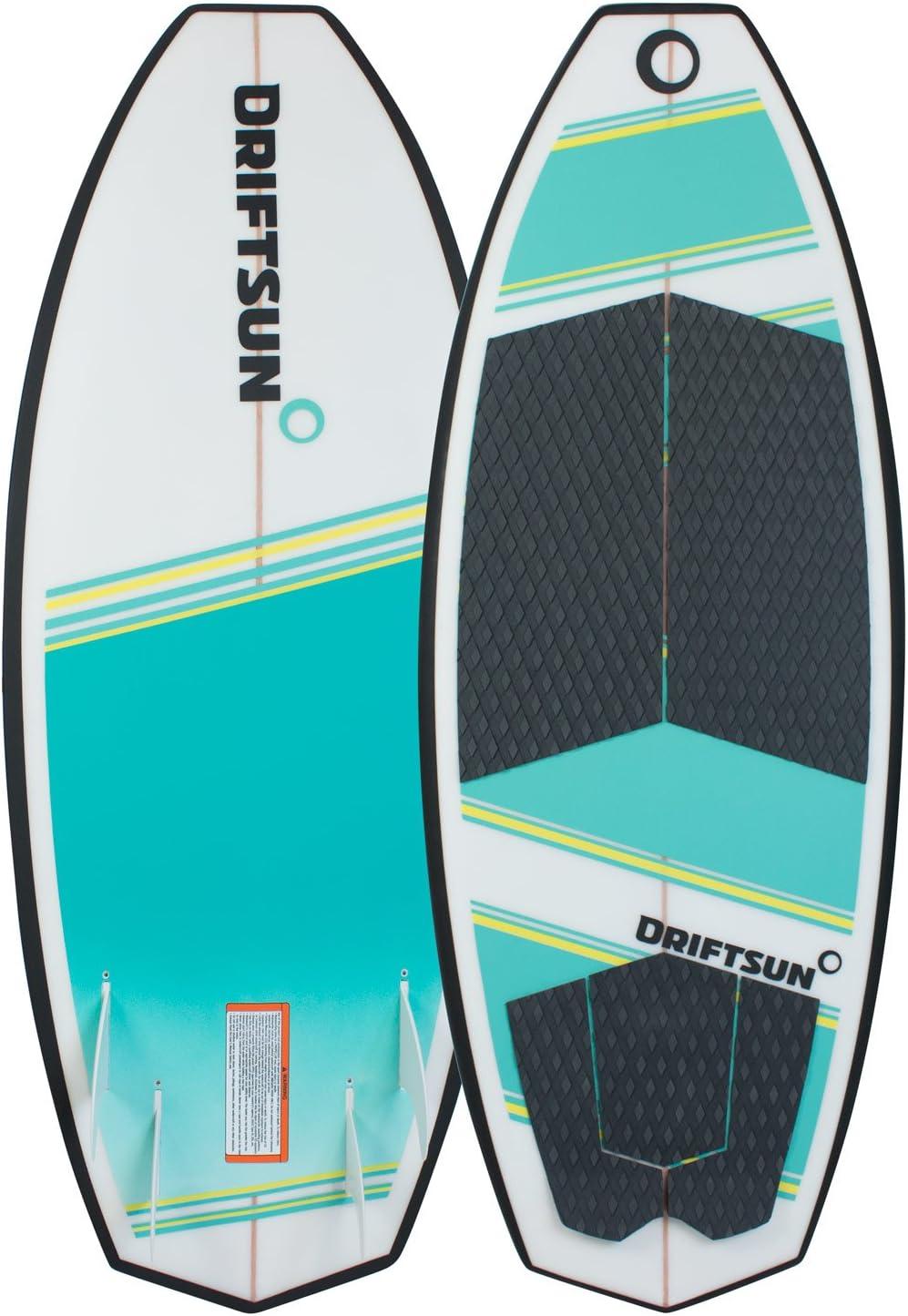 Driftsun Throwdown Wakesurf Planche de Surf sur Mesure 10,2 m