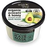Organic Shop Honey Avocado Hair Mask, 250 ml