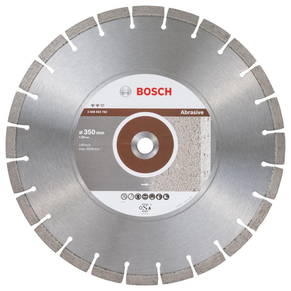 2608603782 BOSCH DIAMOND CUTTING DISC EXPERT FOR ABRASIVE 350x20.00x3.2x12mm