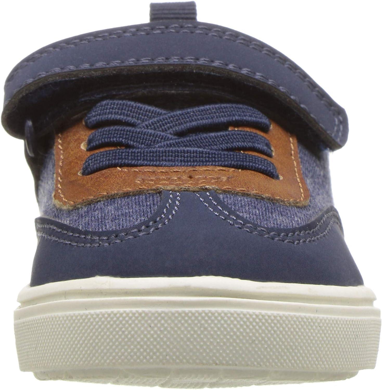 Carters Kids Boys Tash Navy Casual Sneaker