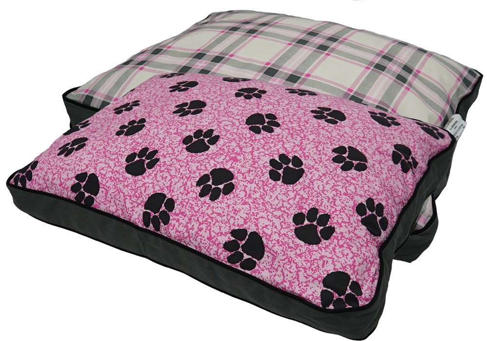 MyPillow Pet Beds, Large, Pink