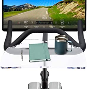 Aerow Desk Tray for Peloton Bike+ Plus - Peloton Laptop Tray - Peloton Accessories
