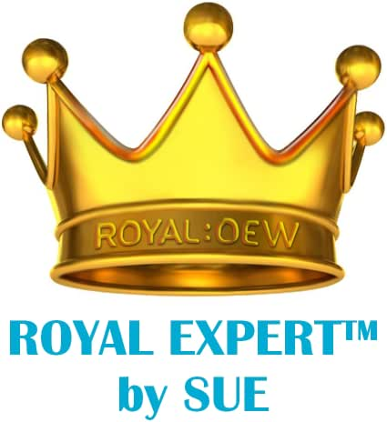 ROYAL EXPERT by SUE