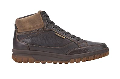 8da1f0f4cc8369 Amazon.com   Mephisto Men's Paddy Lace Up Chukka Boot 11 Dark Brown ...
