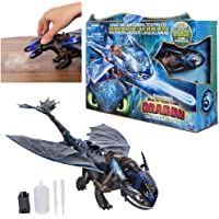 Spin Master- Feature Fire Breathing Toothless Figurine d'Action