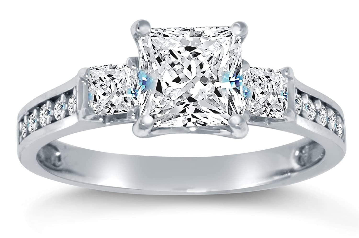 rectangular ring you diamonds know radiant should facts mixed rings ritani blog cut engagement