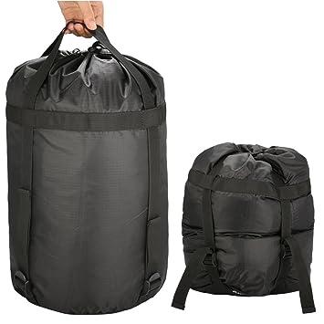 Bolsa de Compresión, CAMTOA Nylon Saco de Compresión, Ligera Bolsa de Compresión para Saco