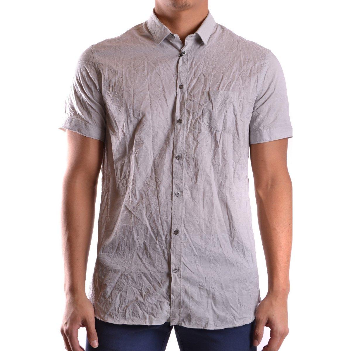 Neil Barrett Shirt PT3112 Gray