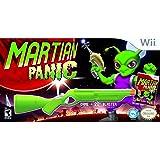 Martian Panic with Blaster Bundle - Nintendo Wii