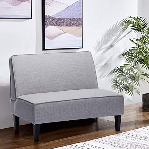 Yongqiang Upholstered Loveseat Settee
