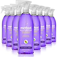 8-Pack Method French Lavender All Purpose Cleaner